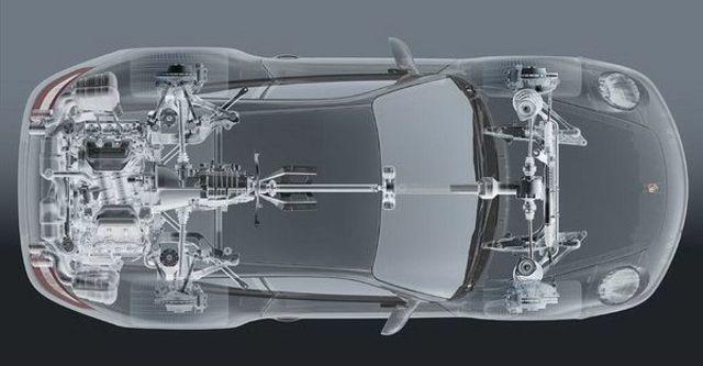 2009 Porsche 911 Carrera 4 S  第7張相片