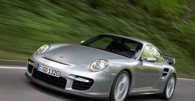 2009 Porsche 911 GT2 Coupe  第1張相片