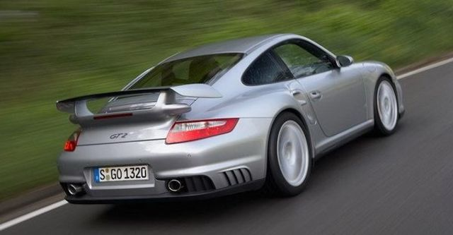 2009 Porsche 911 GT2 Coupe  第6張相片