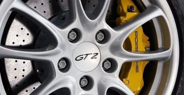 2009 Porsche 911 GT2 Coupe  第7張相片