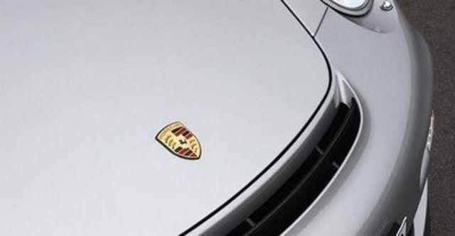 2009 Porsche 911 GT2 Coupe  第8張相片