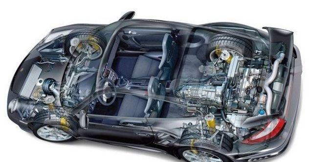 2009 Porsche 911 GT2 Coupe  第12張相片