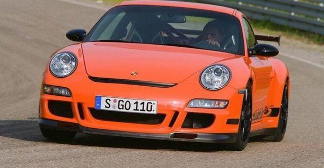 2009 Porsche 911 GT3 RS  第1張相片