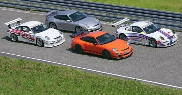 2009 Porsche 911 GT3 RS  第4張相片