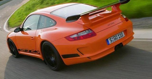2009 Porsche 911 GT3 RS  第5張相片
