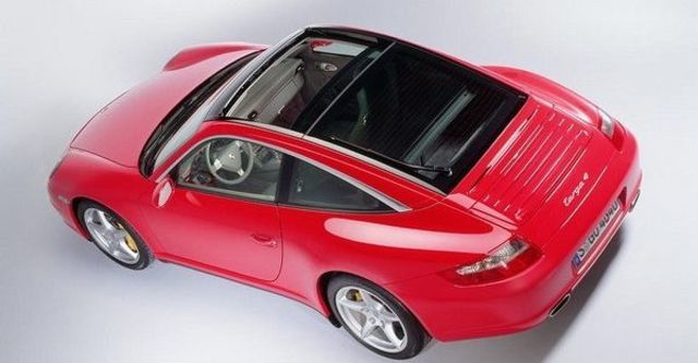 2009 Porsche 911 Targa Coupe  第6張相片
