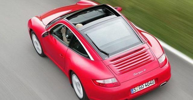 2009 Porsche 911 Targa Coupe  第7張相片