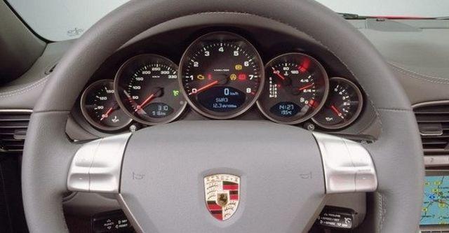 2009 Porsche 911 Targa Coupe  第9張相片