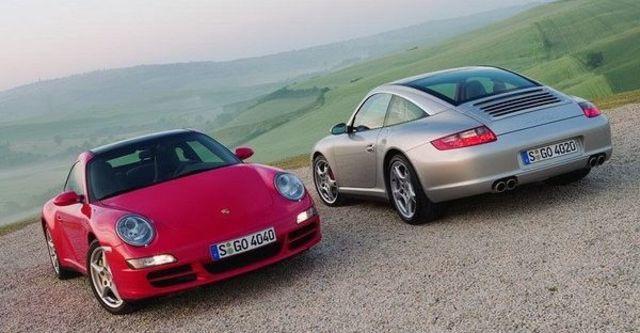 2009 Porsche 911 Targa S  第1張相片