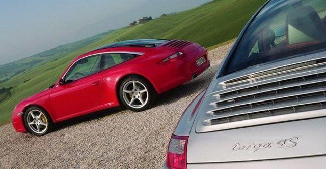 2009 Porsche 911 Targa S  第3張相片