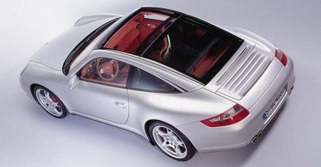 2009 Porsche 911 Targa S  第8張相片