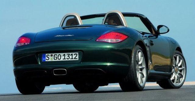 2009 Porsche Boxster 2.9  第3張相片