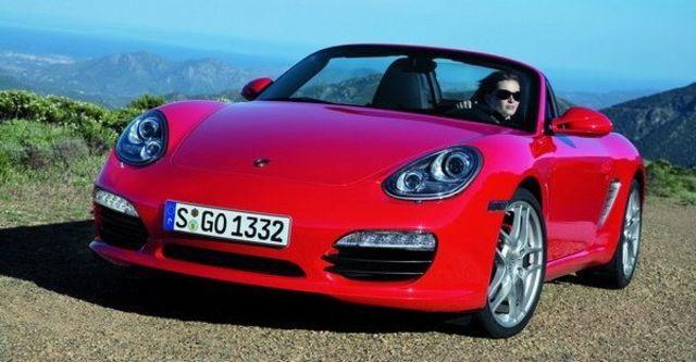 2009 Porsche Boxster S  第1張相片