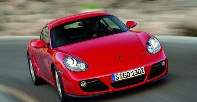 2009 Porsche Cayman 2.9  第1張相片