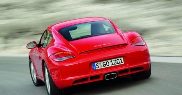 2009 Porsche Cayman 2.9  第3張相片