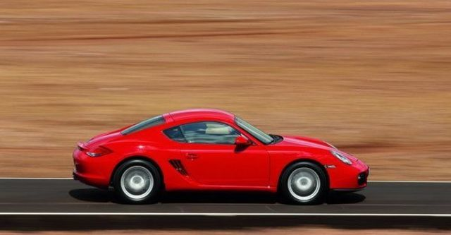2009 Porsche Cayman 2.9  第4張相片