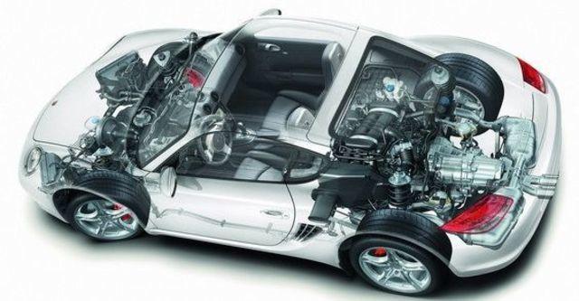 2009 Porsche Cayman S  第7張相片
