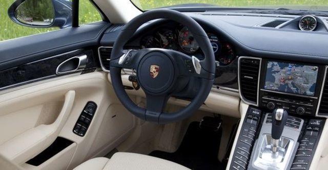 2009 Porsche Panamera 4S  第3張相片