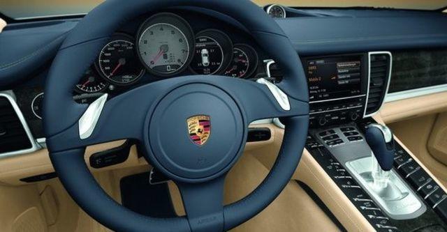 2009 Porsche Panamera 4S  第8張相片