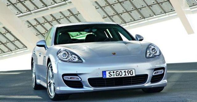 2009 Porsche Panamera Turbo  第1張相片