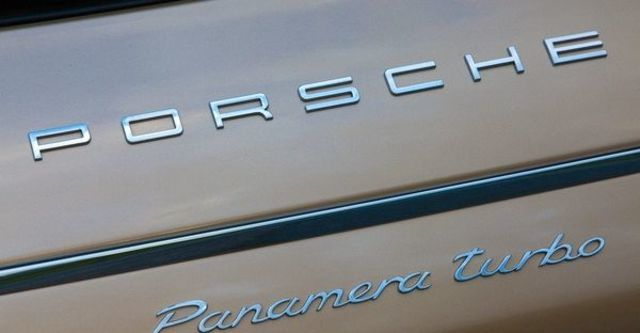 2009 Porsche Panamera Turbo  第9張相片
