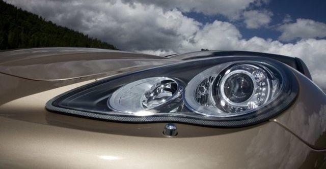 2009 Porsche Panamera Turbo  第10張相片