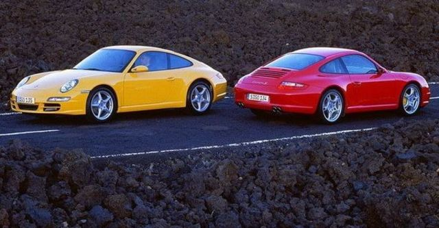 2008 Porsche 911 Carrera Coupe  第3張相片