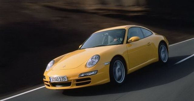 2008 Porsche 911 Carrera Coupe  第4張相片