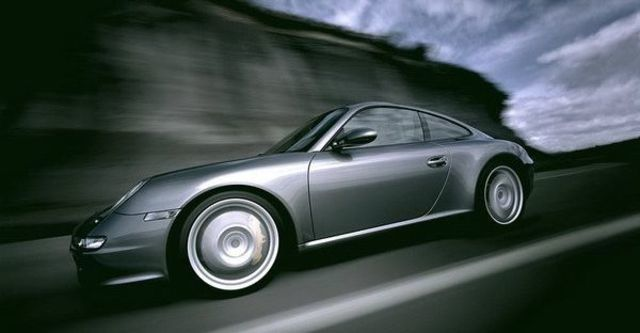 2008 Porsche 911 Carrera Coupe  第7張相片