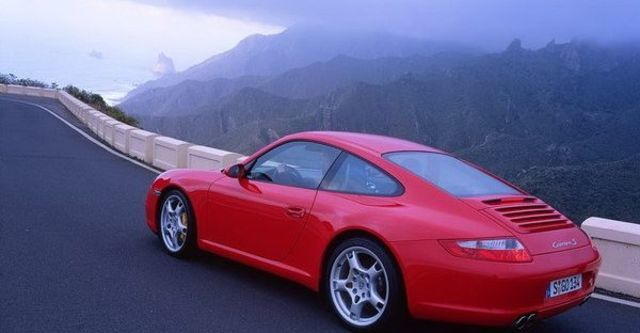 2008 Porsche 911 Carrera S  第5張相片