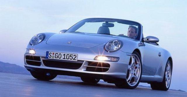 2008 Porsche 911 Carrera S Cabriolet  第1張相片