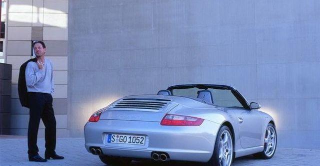 2008 Porsche 911 Carrera S Cabriolet  第3張相片