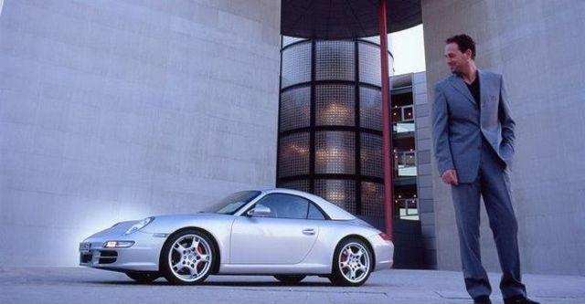 2008 Porsche 911 Carrera S Cabriolet  第4張相片