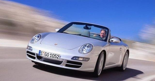 2008 Porsche 911 Carrera S Cabriolet  第5張相片