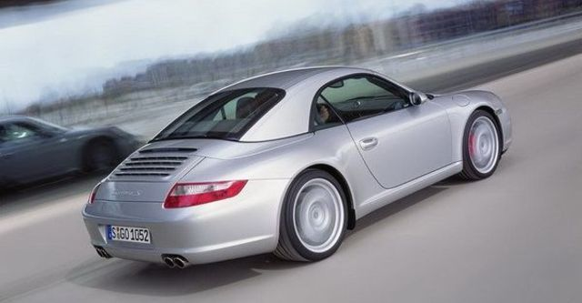 2008 Porsche 911 Carrera S Cabriolet  第7張相片