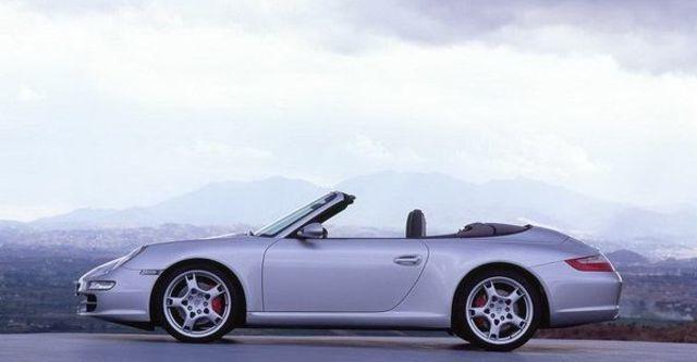 2008 Porsche 911 Carrera S Cabriolet  第8張相片