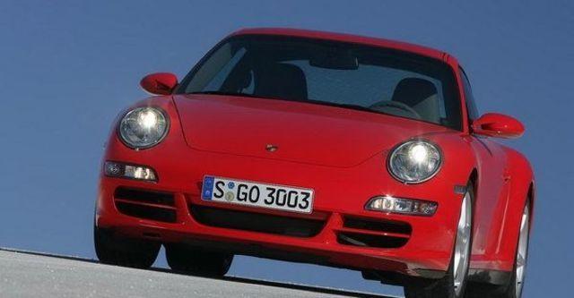 2008 Porsche 911 Carrera 4 Coupe  第1張相片