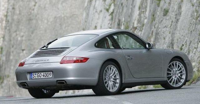 2008 Porsche 911 Carrera 4 Coupe  第3張相片