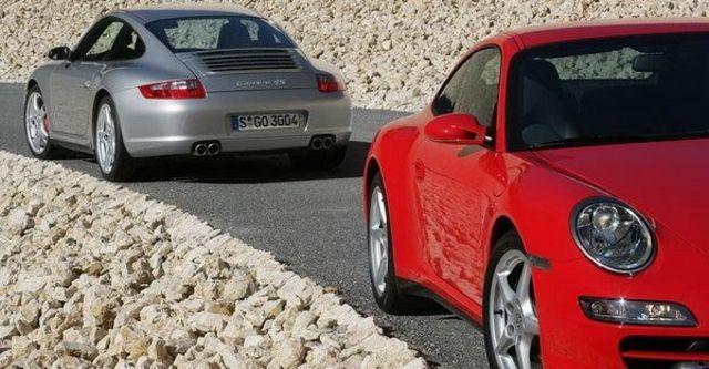 2008 Porsche 911 Carrera 4 Coupe  第5張相片