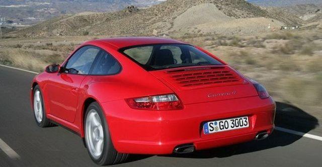 2008 Porsche 911 Carrera 4 Coupe  第6張相片