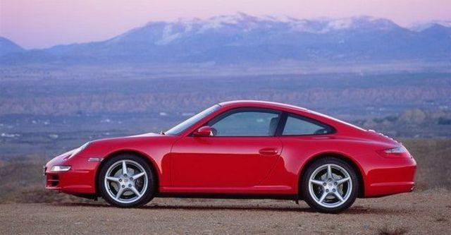 2008 Porsche 911 Carrera 4 Coupe  第9張相片