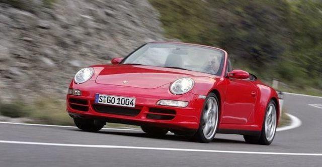 2008 Porsche 911 Carrera 4 S Cabriolet  第1張相片