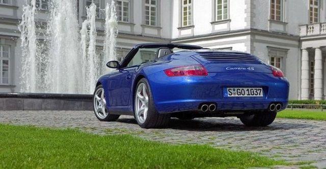 2008 Porsche 911 Carrera 4 S Cabriolet  第4張相片