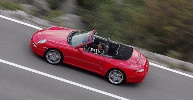 2008 Porsche 911 Carrera 4 S Cabriolet  第6張相片