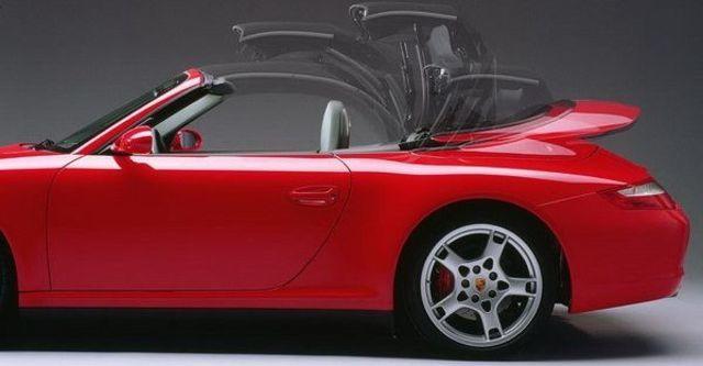 2008 Porsche 911 Carrera 4 S Cabriolet  第8張相片