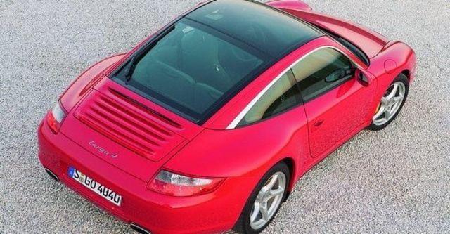 2008 Porsche 911 Targa 4 Coupe  第1張相片