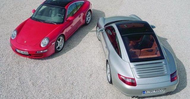 2008 Porsche 911 Targa 4 Coupe  第4張相片