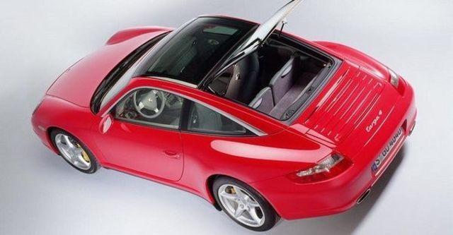 2008 Porsche 911 Targa 4 Coupe  第5張相片