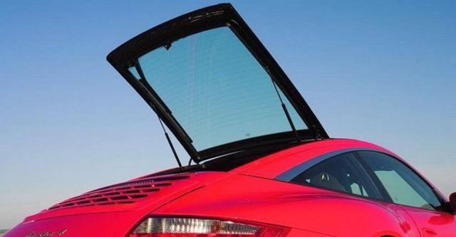 2008 Porsche 911 Targa 4 Coupe  第8張相片