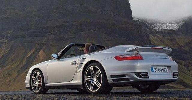 2008 Porsche 911 Turbo Cabriolet  第3張相片